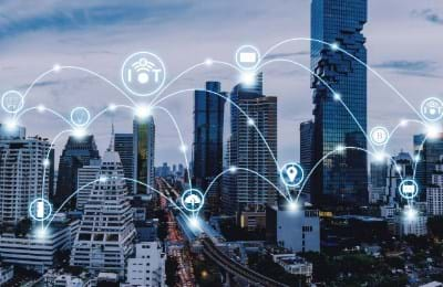 Smart interconnected cities: the urban digital hives of the future